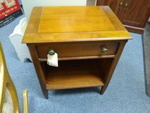 Wood Night Stand in St. Charles, Illinois