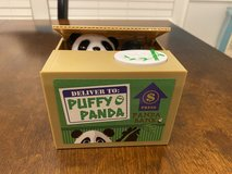 Puffy Panda Moving Bank in Naperville, Illinois