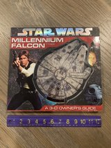 Star Wars Millennium Falcon, A 3-D Owner's Guide Book in Plainfield, Illinois