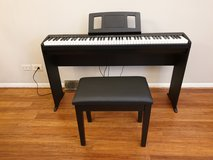 Roland Super NATURAL piano w/ stand, bench, pedal *WARRANTY in Joliet, Illinois