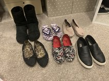 Lot of Designer Women's Shoes Size 9/10 in Fairfield, California