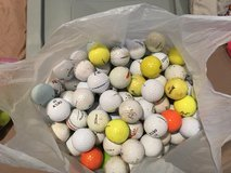 165 Golf Balls (great for practice) in Okinawa, Japan