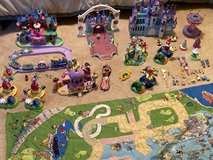 Lot of Disney princess castles and playsets in St. Charles, Illinois