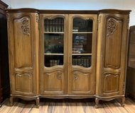 Cabinet - Bookcase Louis XV Style in Ramstein, Germany