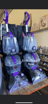 Shampoo Machines (New) in Fort Leonard Wood, Missouri