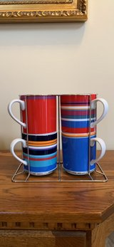 DKNY Coffee Mugs *NEW* in Plainfield, Illinois
