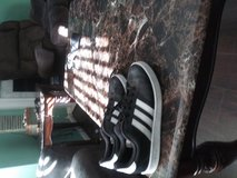 Adidas sneakers in Cherry Point, North Carolina
