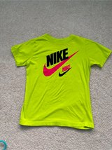 Nike t-shirt with neon green and pink in Plainfield, Illinois