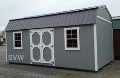 12'x20' Barn Style shed in Fort Campbell, Kentucky