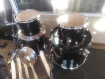 Pdp 4 Piece Drum Set in Travis AFB, California