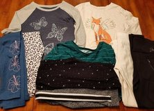 Girls Clothing & Shoes in Size L 10/12 & Size 4 shoe ~ most NEW – 10 pieces all for $15.00 in Plainfield, Illinois