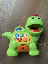 Vtech Chomp and Count Dino Dinosaur in Plainfield, Illinois