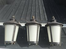 3 Outdoor Wall Lights in Cleveland, Texas