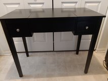 DESK/VANITY WITH  FLIP TOP MIRROR in Plainfield, Illinois