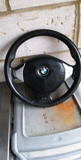 BMW M-TECH Stering Wheel with airbag e36 z3 in Lakenheath, UK