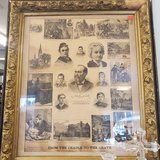 Historic Poster 1881 Scenes and Incidents in the Life of James A. Garfield 20th President of the... in Alamogordo, New Mexico