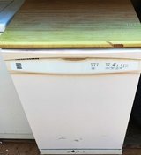 2017 Portable Kenmore Dishwasher - Used only 6 mos in Yucca Valley, California