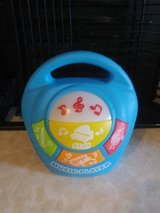 FREE:  Kids TOY Music PLAYER in Travis AFB, California