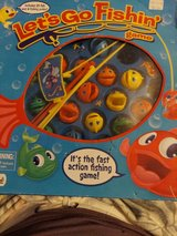 let's go fishing game in Alamogordo, New Mexico