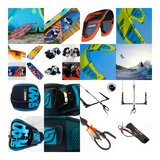 Latest and New kiteboarding package 2020 . 2021 model in Okinawa, Japan