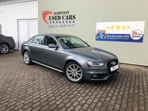 Hurry 2016 Audi A4 Premium Quattro with warranty in Grafenwoehr, GE