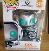 Funko Pop Overwatch Blizzard Edition 2019 exclusive - Ribbit Lucio in Fort Campbell, Kentucky