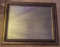 mirror with gold trim in Tinley Park, Illinois