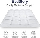 BedStory Extra Thick Mattress Topper Twin Size - New! in Joliet, Illinois