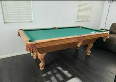 7' Olhausen Pool Table/Billiard in Yucca Valley, California