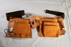 Carpenter tool belt - never used in Chicago, Illinois
