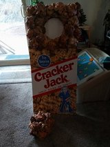 Cracker Jack Costume! Home Made in Tinley Park, Illinois