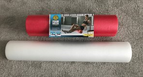 "Foam Roller 24"" X 6"" in Chicago, Illinois"