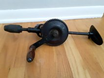Vintage Hand Drill in Aurora, Illinois