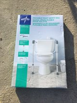 NEW Medline Foldable Toilet Safety Rail in Chicago, Illinois