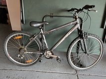 Bicycle in Travis AFB, California