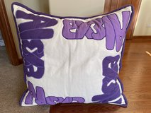 "Personalized Stuffed Pillow With Name Alexa Embroidered (34"" x 34"" x 14"") in Chicago, Illinois"