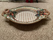 Fitz and Floyd Home Fragrance Christmas Serving Bowl in Chicago, Illinois
