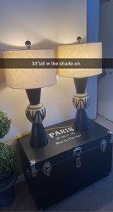 Beautiful accent side table lamps in Chicago, Illinois