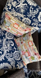 2pc accent pillows in Chicago, Illinois