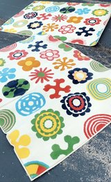 2 pc kids area carpet 15each or 25both in Chicago, Illinois