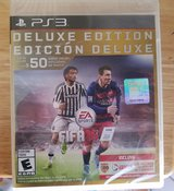 PS3 Game FIFA 16 Deluxe Edition in Fort Campbell, Kentucky