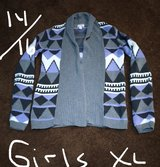 Girls 14/16 Cardigan in Fort Lewis, Washington