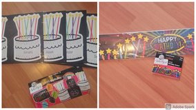 School Girl brand teacher/daycare set for birthdays Months and head bands in Plainfield, Illinois
