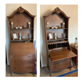 Antique Secretary Desk in Plainfield, Illinois