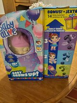 baby alive in Yucca Valley, California