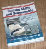 Boating Skills and Seamanship USCG Soft Cover Book in Joliet, Illinois