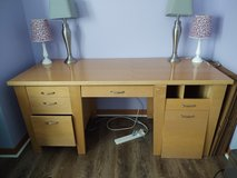 large secretary desk in Plainfield, Illinois
