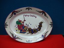 10 X 14 INCH CHRISTMAS PLATTER in Naperville, Illinois