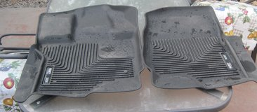 2015 to 2019 Ford F-150 Husky Liner Floor Mats in Alamogordo, New Mexico
