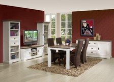 United Furniture - Cary - Entertainment Wall Unit - monthly payments possible in Ramstein, Germany